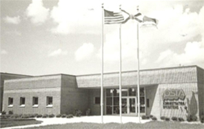 Early PSTA Building
